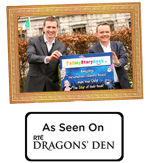 As Seen on Dragons' Den